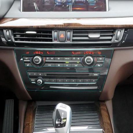 BMW 保護シート フィルム カーインテリア ギアパネルキット X5 f15 2014-2017用 h00070