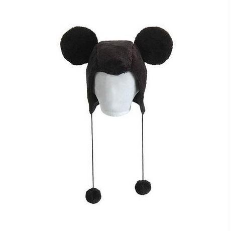 ミッキー マウス エロープ Elope Mickey Mouse Laplander Hat with Ears