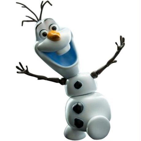 フィギュア おもちゃグッズ Toys and Collectibles Herocross Hybrid Metal Figuration Frozen Olaf Diecast Figure