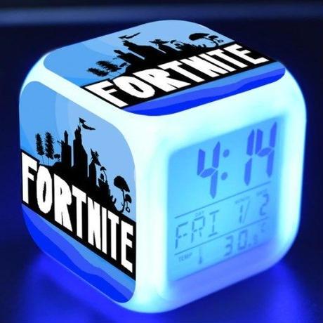 フォートナイト LEDデジタル目覚まし時計 ゲーム Fortnite    プレゼント クリスマス ギフトにも