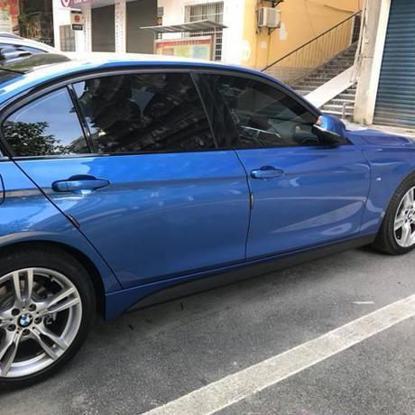 BMW ステッカー サイドスカート パフォーマンス F30 E90 E91 E92 E93 G30 F11 F10 F32 F33 F15 F15 F01 F02 ストライプ h00077
