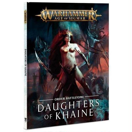 ウォーハンマー Warhammer ゲームズワークショップ Games Workshop  Age of Sigmar Grand Alliance Order Daughters of Khaine