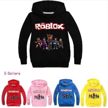 ロブロックス roblox 子供服 パーカー  大人気ゲーム /レゴ  LEGO