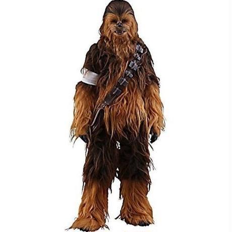 スターウォーズ Star Wars ホットトイズ Hot Toys フィギュア おもちゃ The Force Awakens Movie Masterpiece Chewbacca
