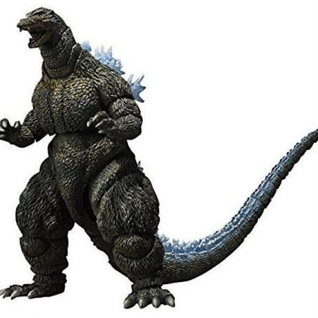 ゴジラ Godzilla バンダイ Bandai フィギュア おもちゃ S.H. Monsterarts Action Figure [Ohrai Noriyoshi Poster Ver]
