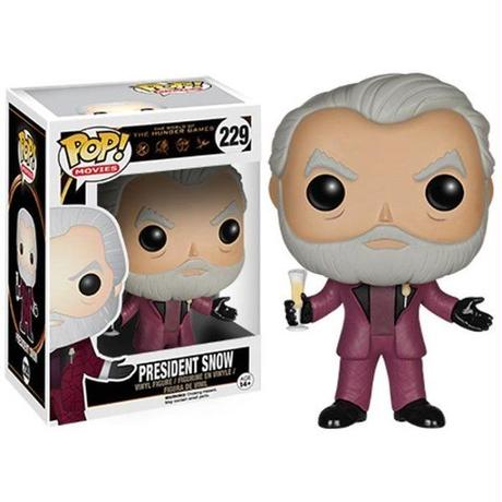 ハンガー ゲーム ファンコ FUNKO Pop! Movies: The Hunger Games - President Snow