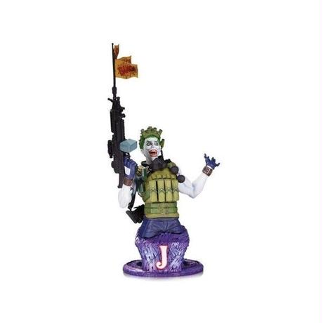 ディーシー ディーシー DC COLLECTIBLES DC Comics Super Villains Bust - The Joker