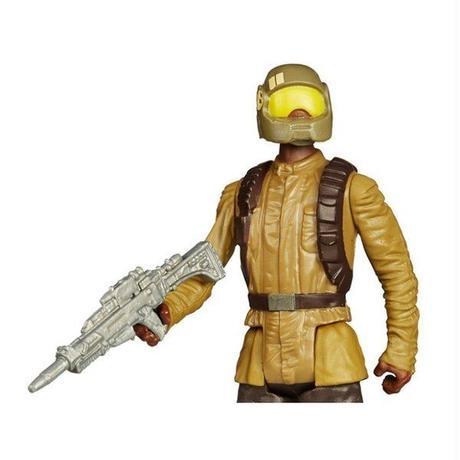 """スターウォーズ ハズブロ HASBRO Star Wars Episode VII 3.75"""" Jungle and Space Figure Wave 03 - Resistance Trooper"""