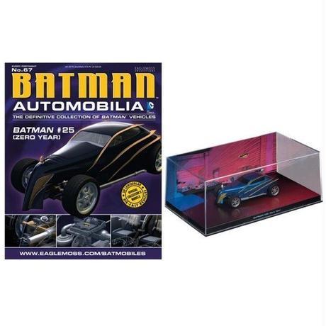 ディーシー Batman Automobilia Collection - No.67 Zero Year Batmobile (Batman #25)
