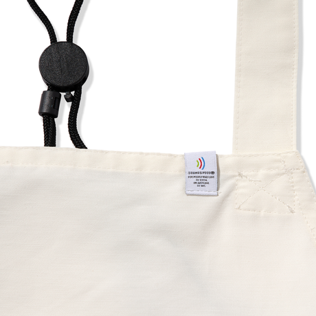SOUNDS FOOD®︎|SOUNDS RIGHT PANEL POCKET APRON