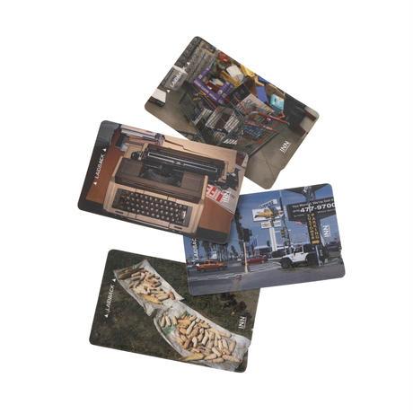 若木信吾 × INN Things and seen IC CARD STICKER
