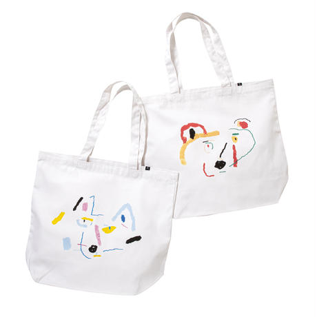 岡田喜之 × INN|LARGE TOTE BAG