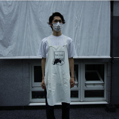 SOUNDS FOOD®︎ × Ken Kagami × INN|SOUNDS RIGHT THE END APRON