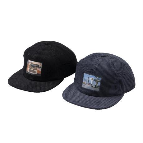 若木信吾 × INN|Things and seen CORDUROY CAP