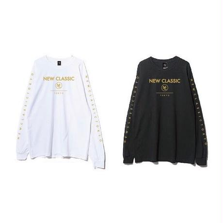 Long T-shirt [Gold Logo]