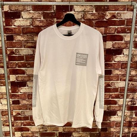 【NEW CLASSIC】Long T-Shirt [Tag]