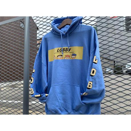 【LOBBY】Hoodie [Unit]