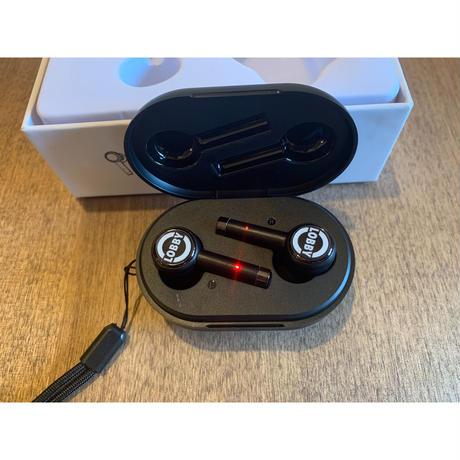 【LOBBY】Bluetooth EARPHONE[Logo]