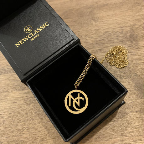 【NEW CLASSIC】NC logo Necklace