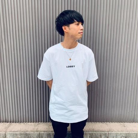 【LOBBY】T-Shirt [Mini Logo]