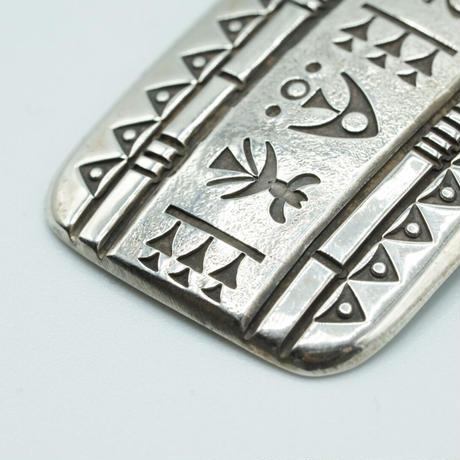 Indian Jewelry Top by Norbert Peshlakai(HIEROGLYPH)