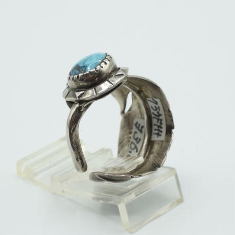 WHEEL WORKS Feather Ring with Cloud Mountain