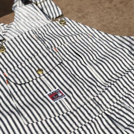 Wrecking Crew Pants 10oz White Hickory Stripe
