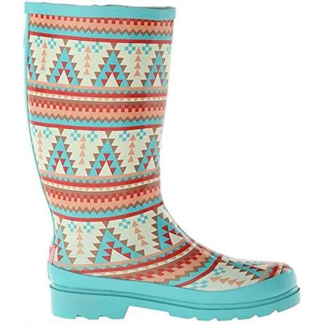M&F Western Rain Boots(turquoise)