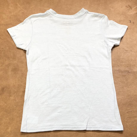 Wrangler Ladies TEE size S(ブルー)