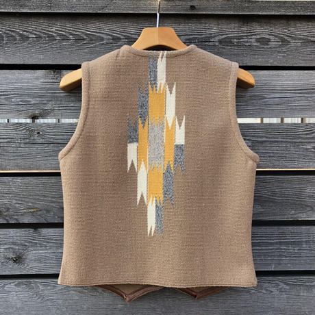 ORTEGA'S CHIMAYO vest (S.ベージュ)