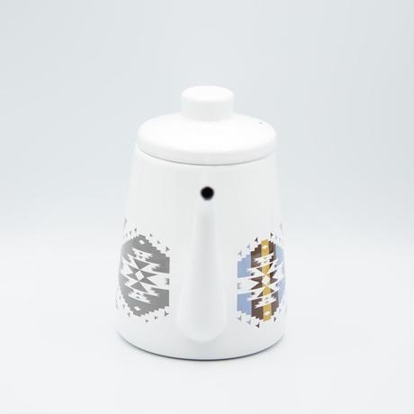 PENDLETON Enamel Drip Pot