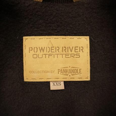POWDER RIVER western vest