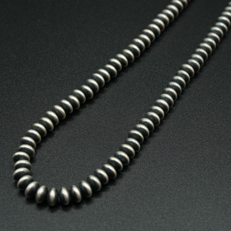Indian Jewelry NAVAJO Pearl Hand made chain-56cm