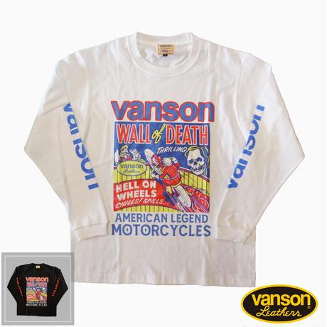 VANSON L/S Tee