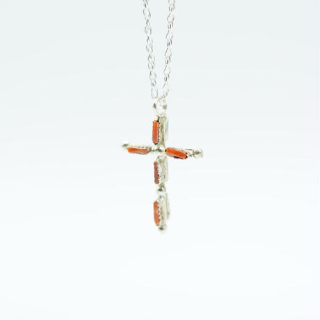 Indian Jewelry cross ZUNI Top