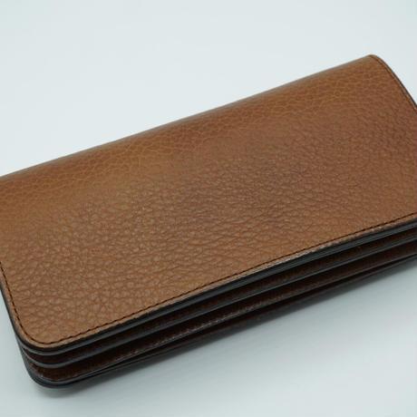 FUNNY Slow Crown Wallet(キャメル)