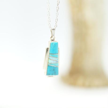 Indian Jewelry Inlay ZUNI Top
