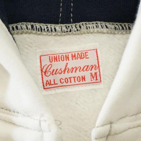 Cushman F/Z Parker(ホワイト&ネイビー) sizeM