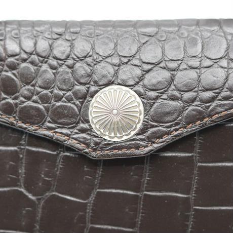 KC,s Money jacket stealth crocodile made by Kubota Atsushi
