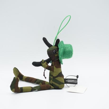 KOKOPELLI  Camouflage hat sizeS