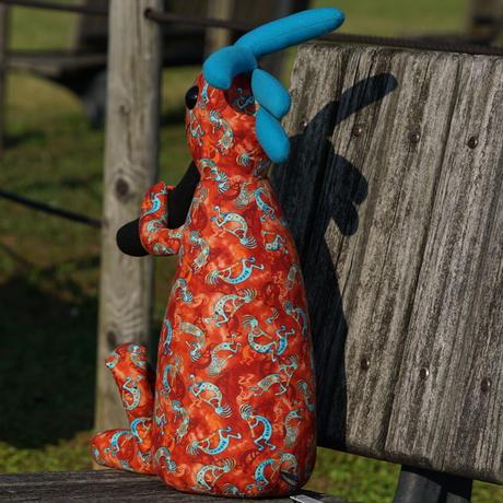 KOKOPELLI USA fabric size XL(ココペリ)