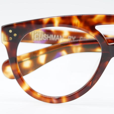 Cushman 50s TEAR DROP EYEWEAR(TORTOISE/CLEAR)
