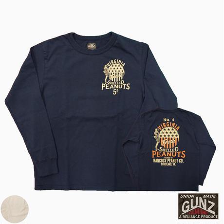 """GUNZ L/S Tee""""PEANUTS"""""""