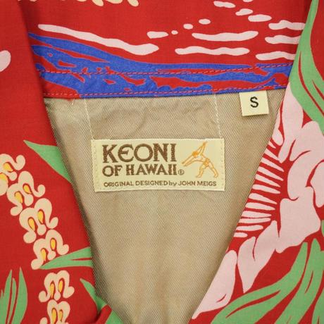"""KEONI OF HAWAII """"EVENING IN HAWAII"""" 1998 size S"""
