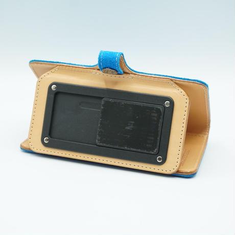 "FUNNY Smart phonebook ""SPLAT"" suede size  S"