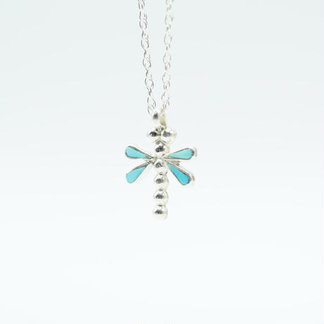 Indian Jewelry Dragonfly NAVAJO Top