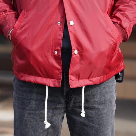 GUNZ Coach jacket(バーガンディ) sizeM