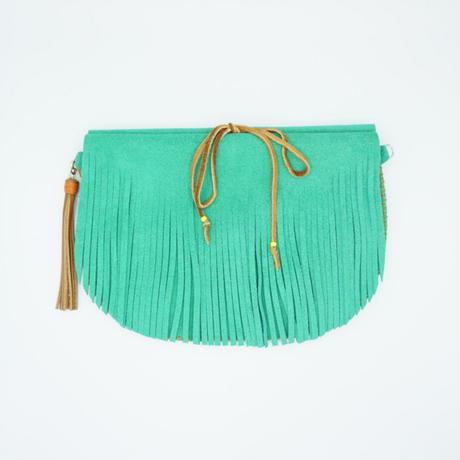 FUNNY Soft Fringe Bag