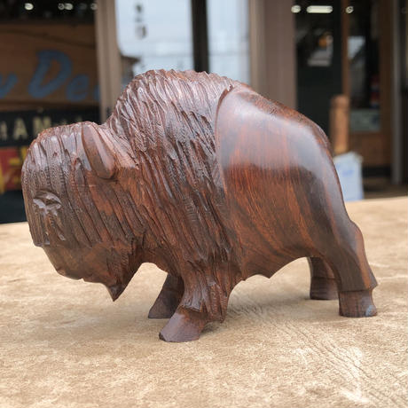 Desert iron wood Buffalo