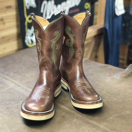 Rios of Mercedes western boots(9D)